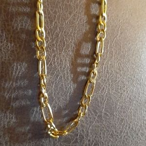16in gold plated chain elegant